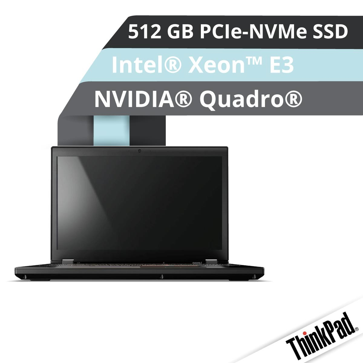 (EOL) Lenovo™ ThinkPad® P71 Workstation Modell 20HK-0005