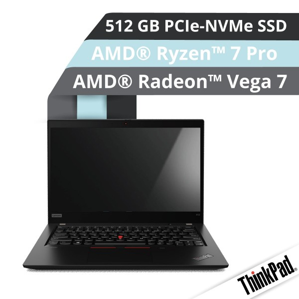 Lenovo™ ThinkPad® X13 Notebook Modell 20UG-S008