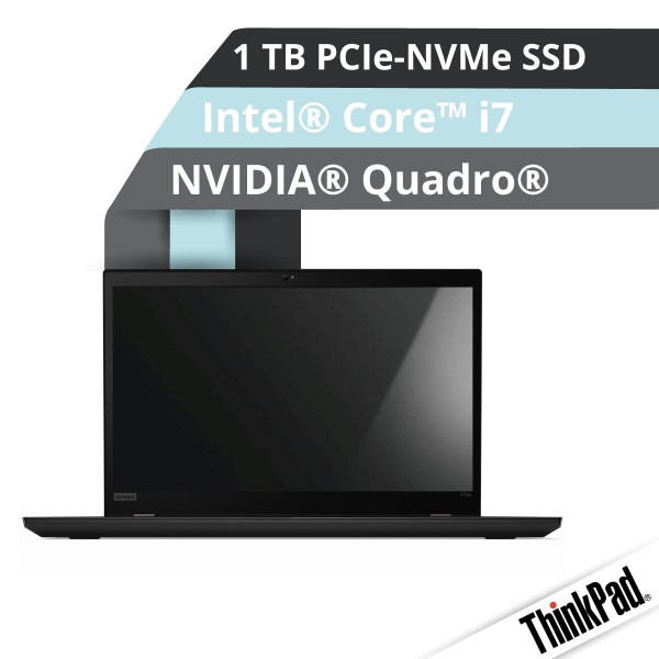 Lenovo™ ThinkPad® P53 Workstation Modell 20QN-005Y