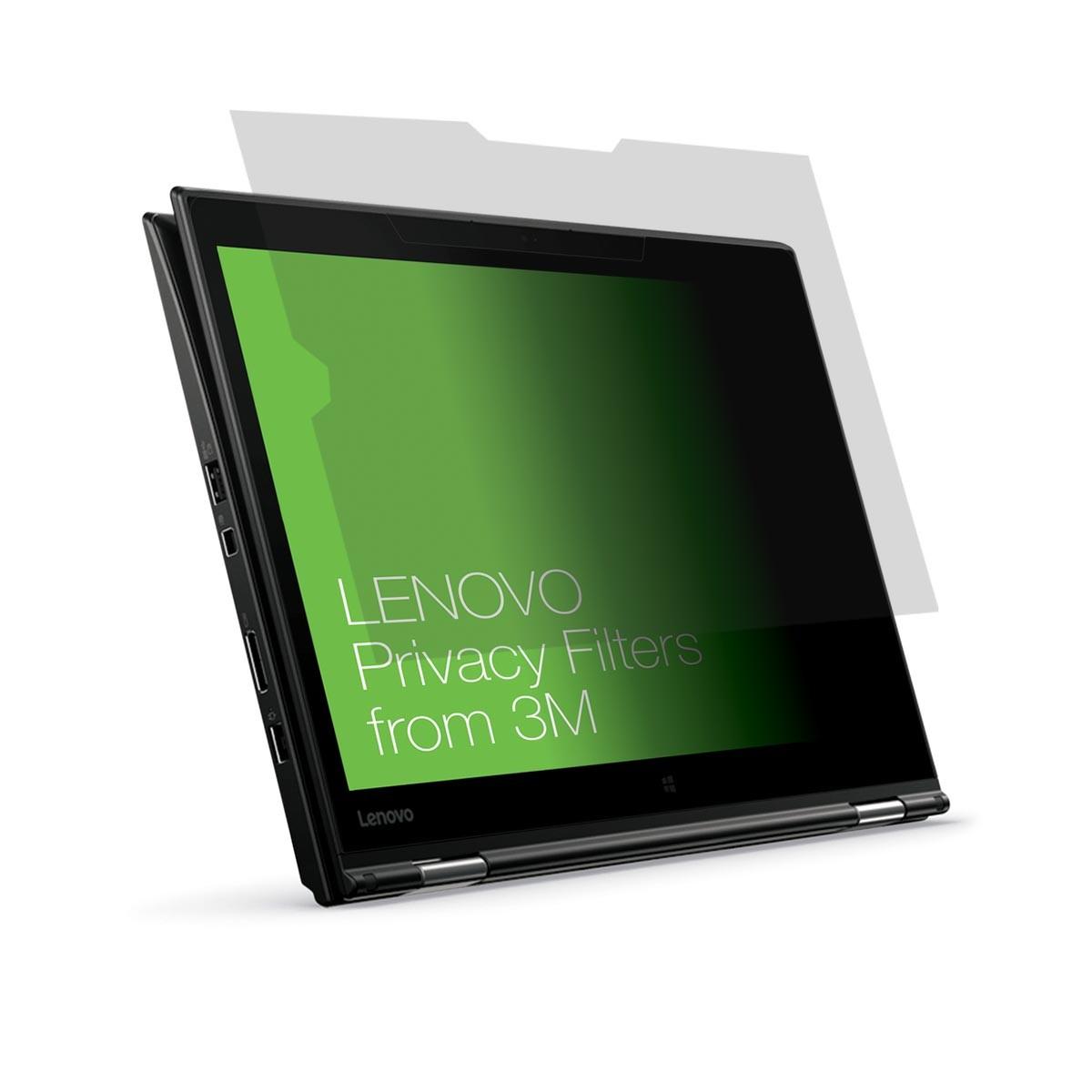 Lenovo™ ThinkPad® X380 Yoga Blickschutz Privacy Filter (EOL)