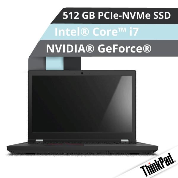Lenovo™ ThinkPad® P15 (Gen.2) Notebook Modell 20YQ-001R
