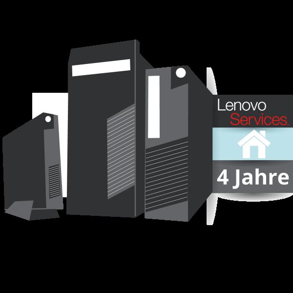 LENOVO® ThinkPlus® 4 Jahre Vor-Ort-Service (NBD)