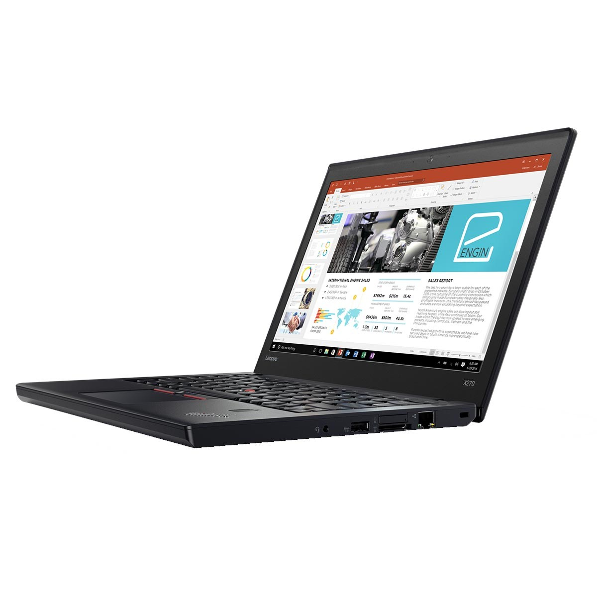 Lenovo™ ThinkPad® X270 Notebook-Konfigurator Modell 20HN-CTO