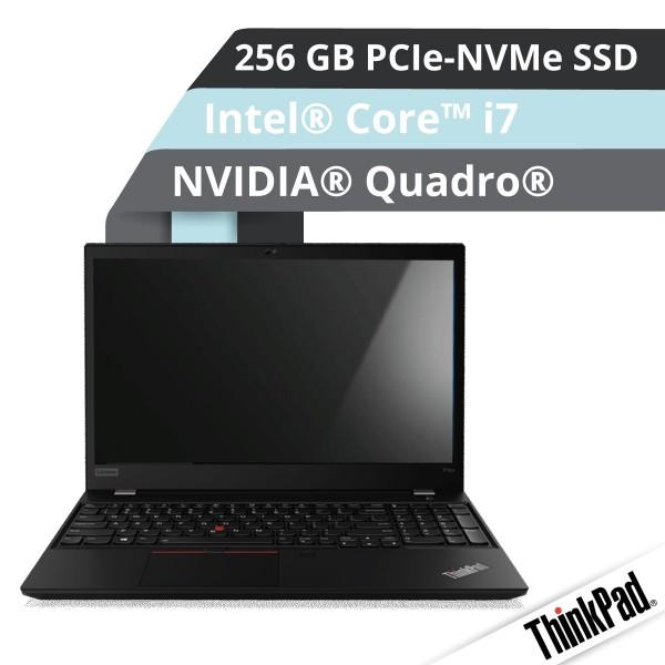 Lenovo™ ThinkPad® P15s Notebook Modell 20T4-0006