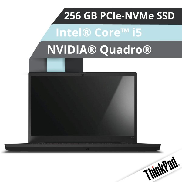 Lenovo™ ThinkPad® P15v Notebook Modell 20TQ-0040