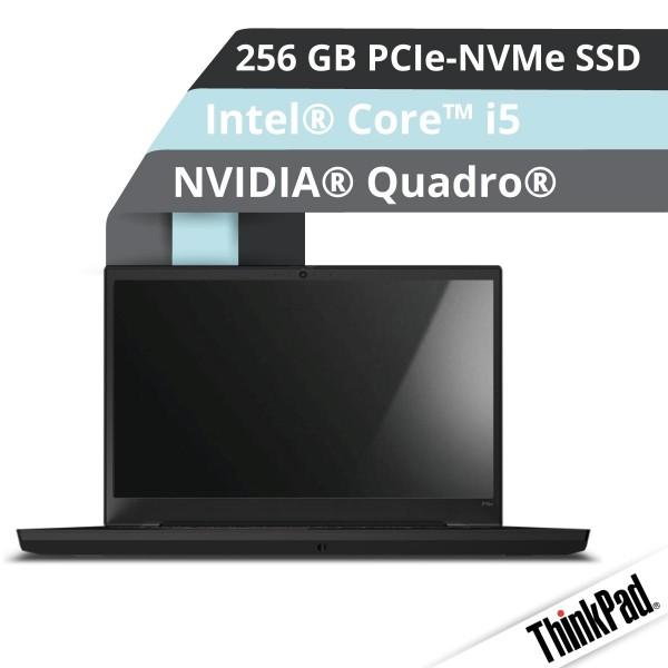 Lenovo™ ThinkPad® P15v Notebook Modell 20TQ-0040