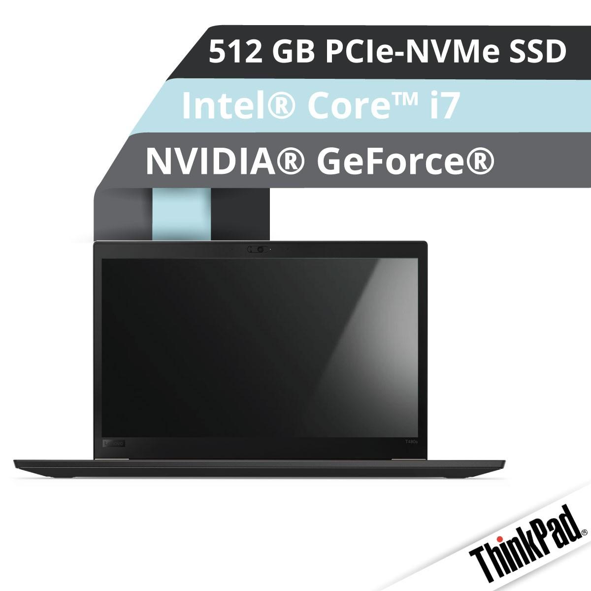 (EOL) Lenovo™ ThinkPad® T480 Notebook Modell 20L5-000B