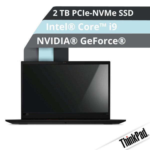 Lenovo™ ThinkPad® X1 Extreme Ultrabook Modell 20QV-00CE