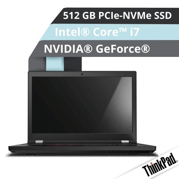 Lenovo™ ThinkPad® T15g Notebook Modell 20UR-000G