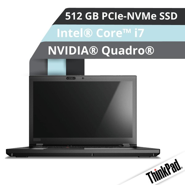 Lenovo™ ThinkPad® P52 Workstation Modell 20M9-001N