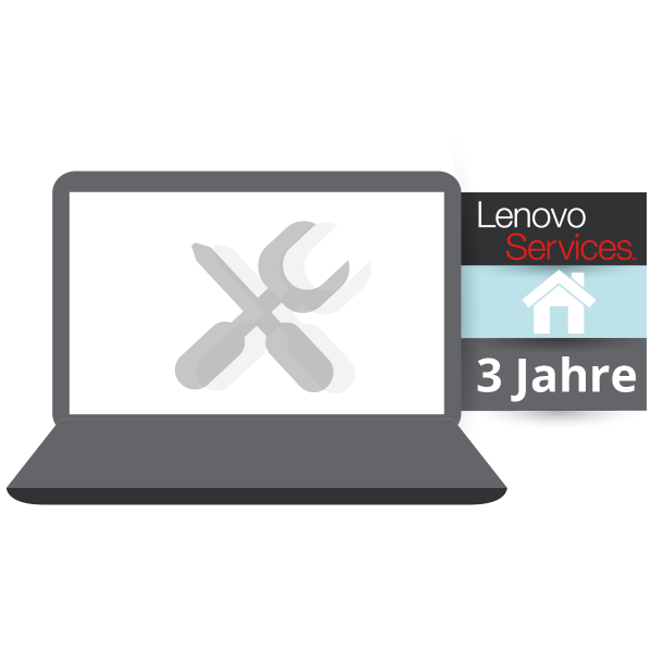 LENOVO® ThinkPlus® 3 Jahre Vor-Ort-Service (NBD)