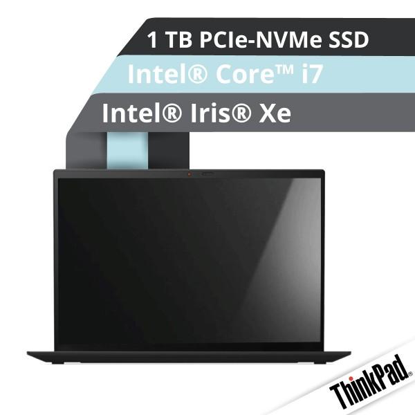 Lenovo™ ThinkPad® X1 Carbon (Gen.9) Ultrabook Modell 20XW-0055