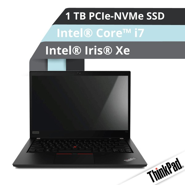 Lenovo™ ThinkPad® T14 (Gen.2) Notebook Modell 20W0-00AT