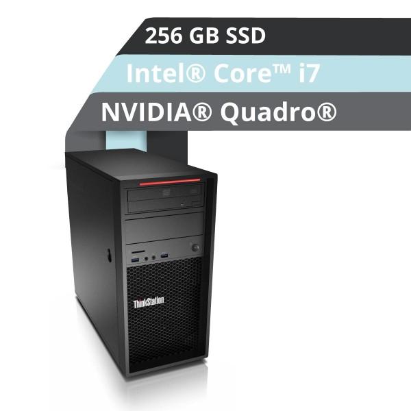 Lenovo™ ThinkStation® P320 Tower Workstation Modell 30BH-000H