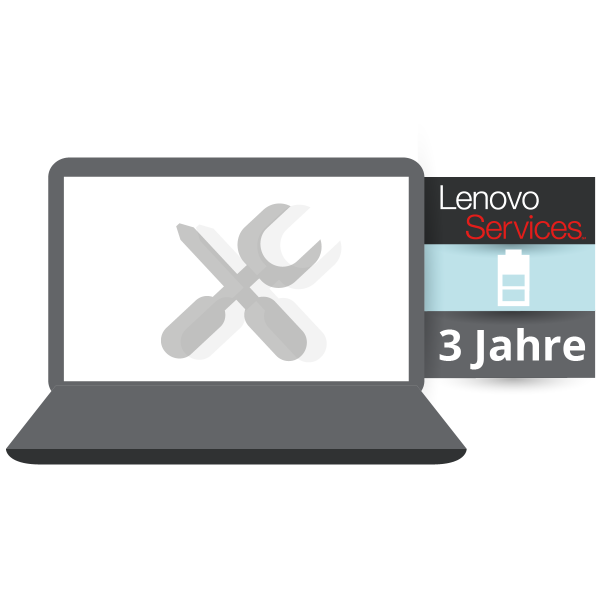 LENOVO® 3 Jahre Sealed Battery Replacement Service