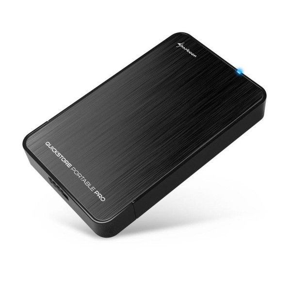Sharkoon Quickstore Portable Pro USB 3.0 Festplattengehäuse