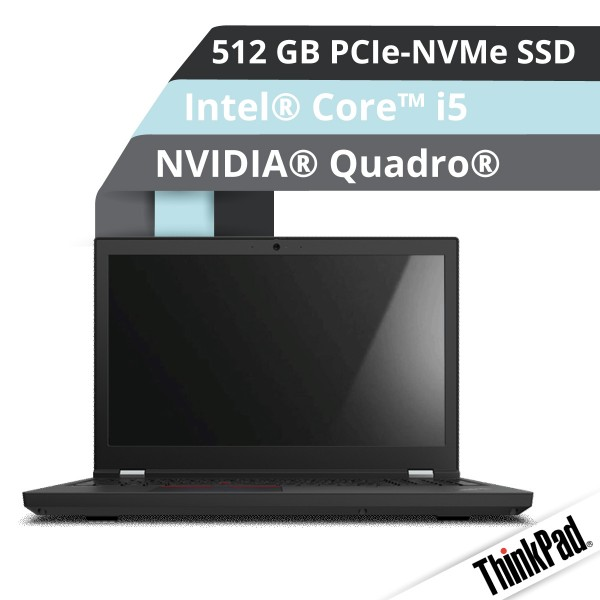 Lenovo™ ThinkPad® P15 (Gen.2) Notebook Modell 20YQ-000L