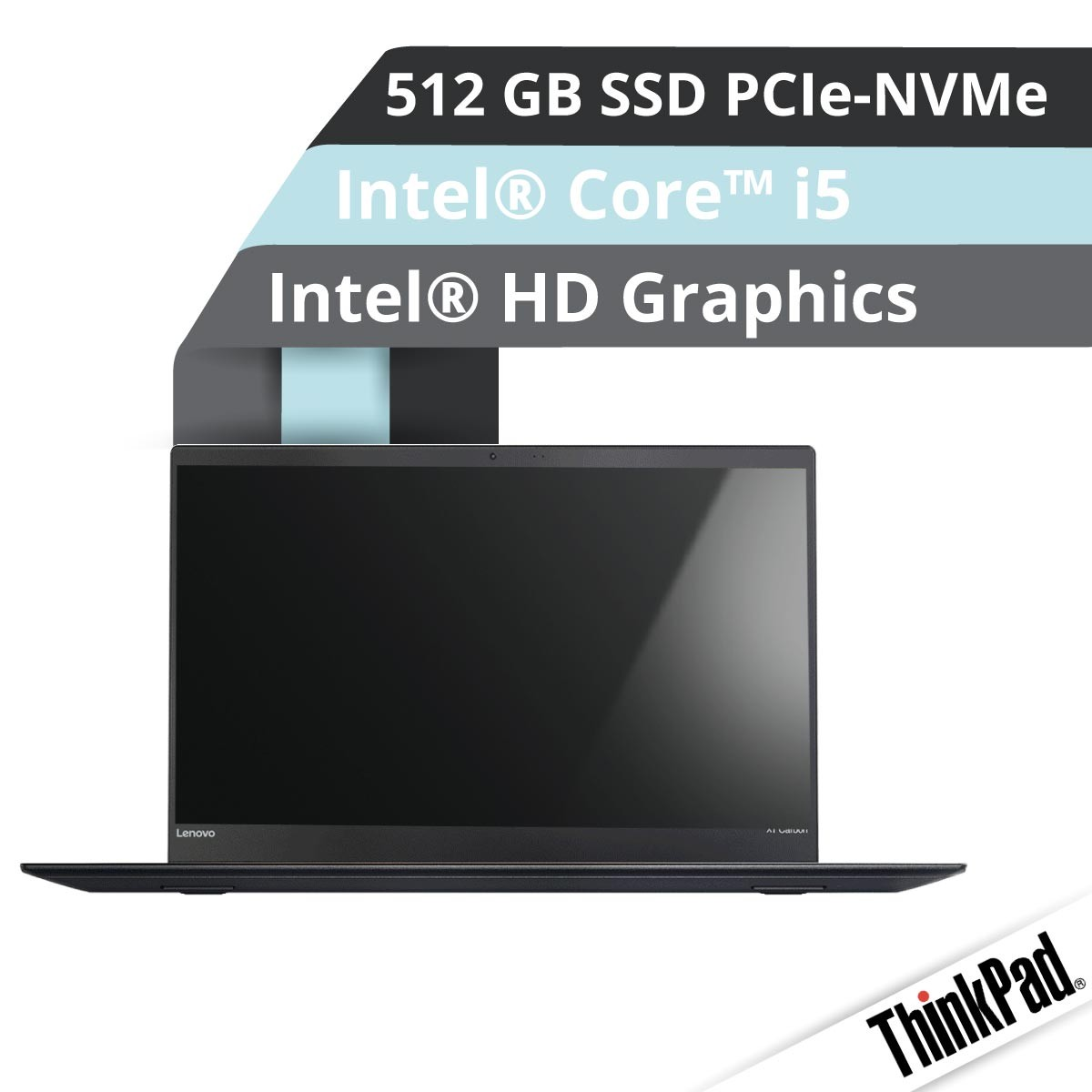 (EOL) Lenovo™ ThinkPad® X1 Carbon Ultrabook Modell 20HR-006F