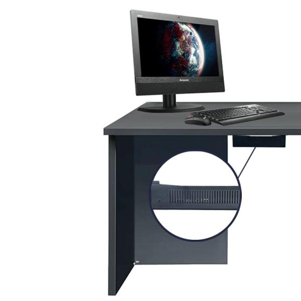 pro-com ThinkCentre® Tiny Schreibtisch Unterbaugehäuse (diebstahl- u. vandalismussicher)