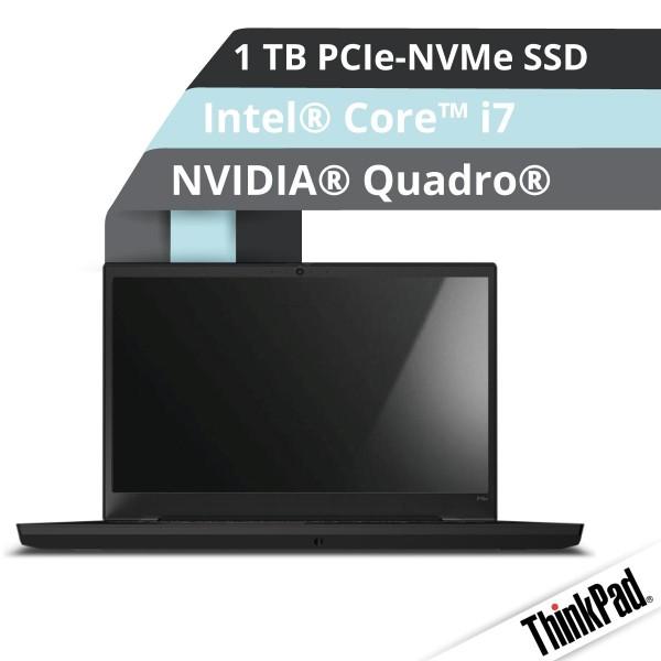 Lenovo™ ThinkPad® P15v Notebook Modell 20TQ-003B