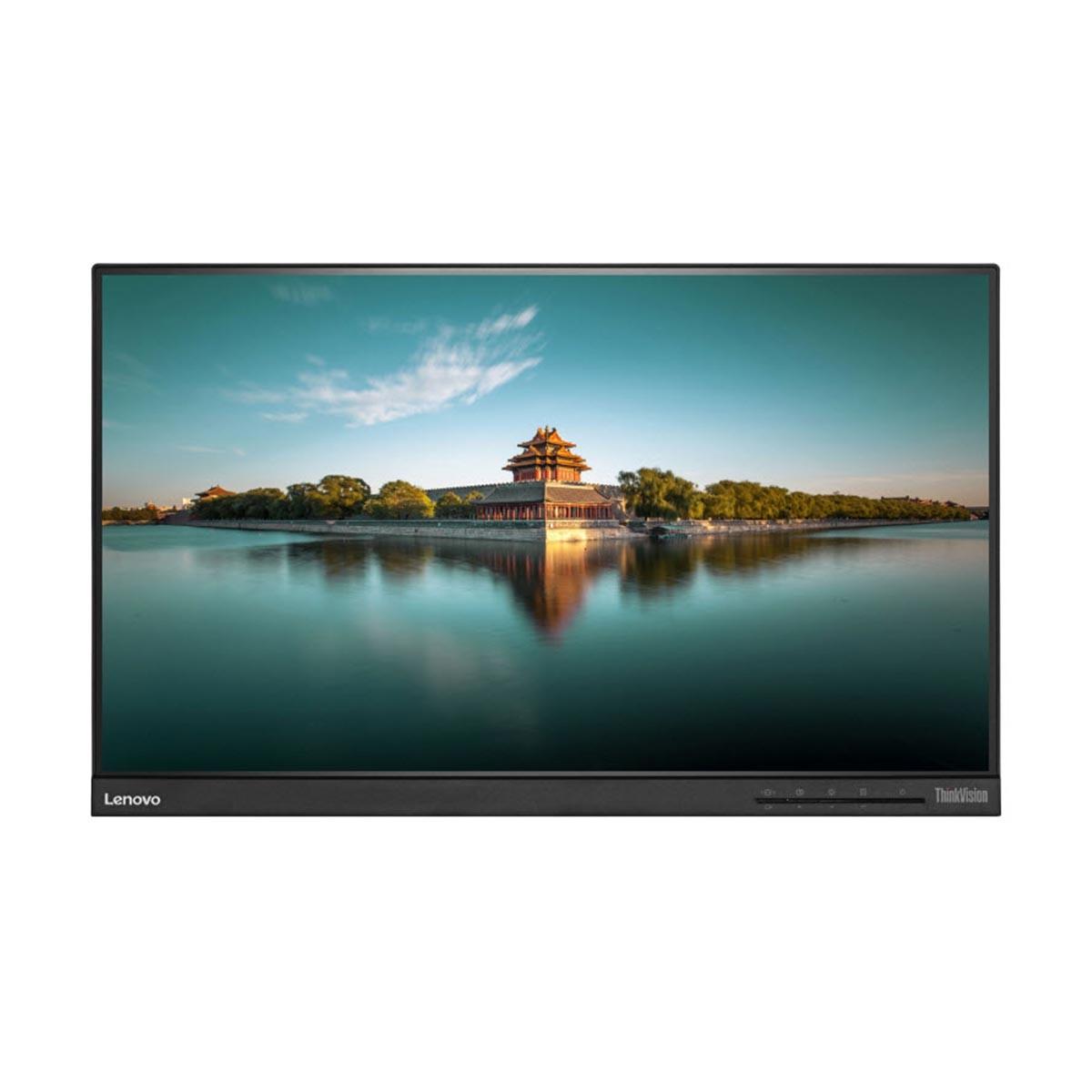 (EOL) Lenovo™ ThinkVision® T2364t Bildschirm Modell 60E9-MAT1 - Touchscreen