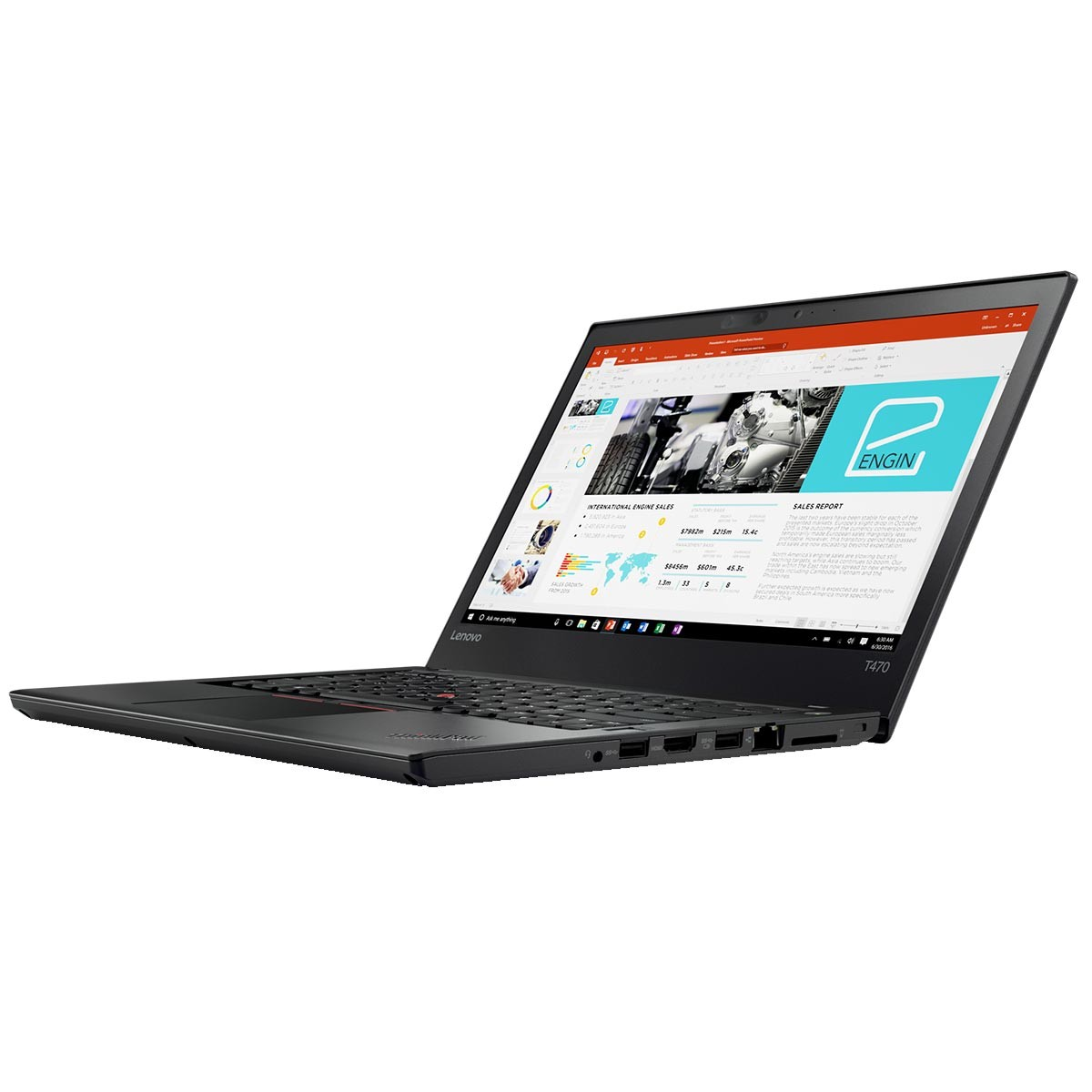 Lenovo™ ThinkPad® T470 Notebook-Konfigurator Modell 20HD-CTO