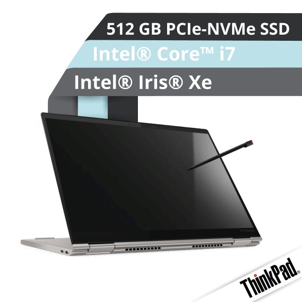 Lenovo™ ThinkPad® X1 Titanium Yoga Notebook Modell 20QA-001R