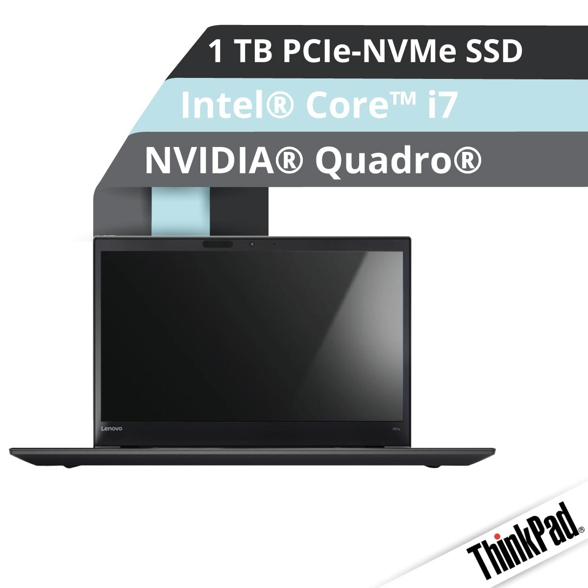 (EOL) Lenovo™ ThinkPad® P51s Workstation Modell 20HB-000S