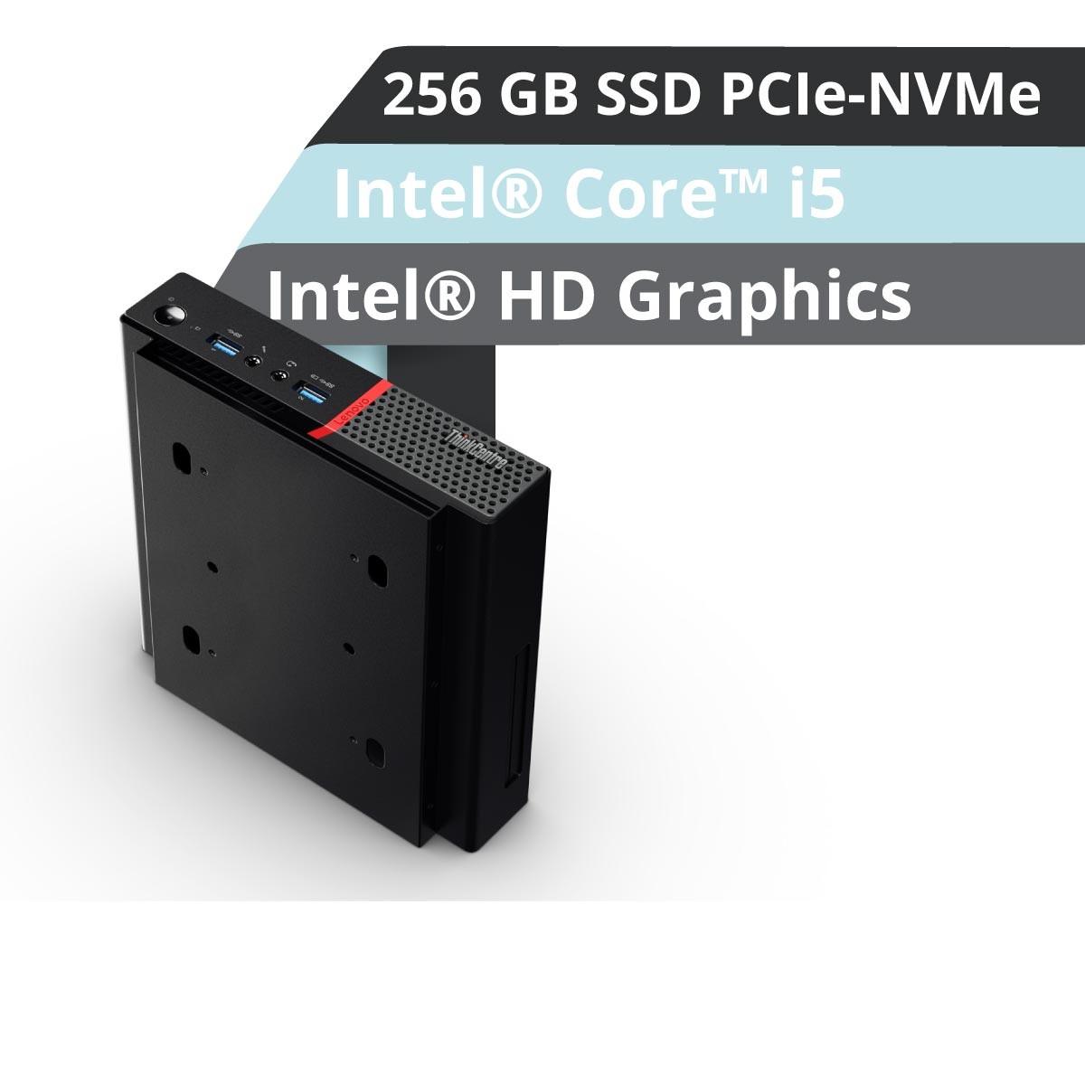 (EOL) Lenovo™ ThinkCentre® M900 Tiny PC Modell 10NE-000N
