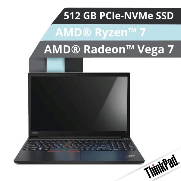 Lenovo™ ThinkPad® E15 Notebook Modell 20T9-S00K