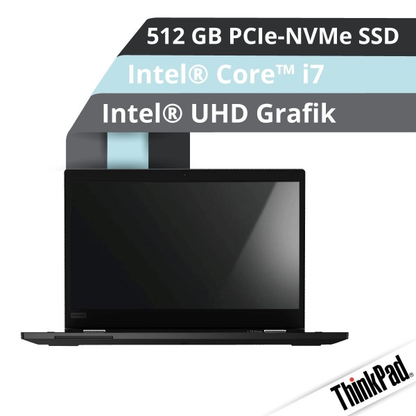 Lenovo™ ThinkPad® L13 Notebook Modell 20R3-000F