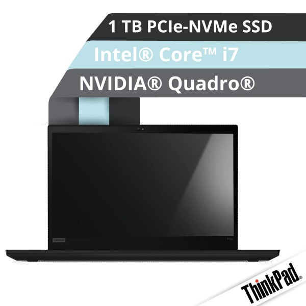 Lenovo™ ThinkPad® P14s Notebook Modell 20S4-000X