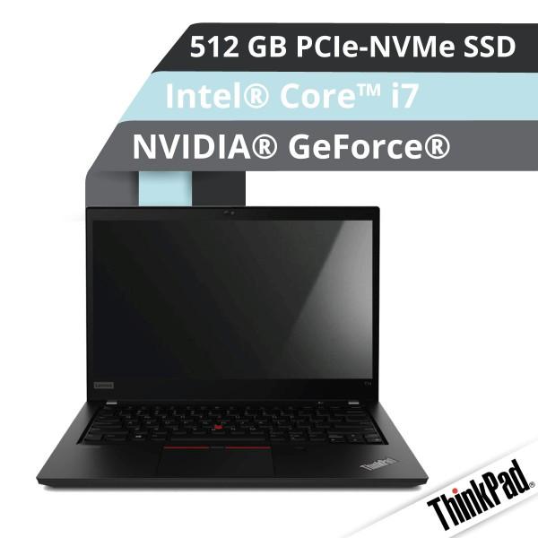 Lenovo™ ThinkPad® T14 (Gen.2) Notebook Modell 20W0-006Y