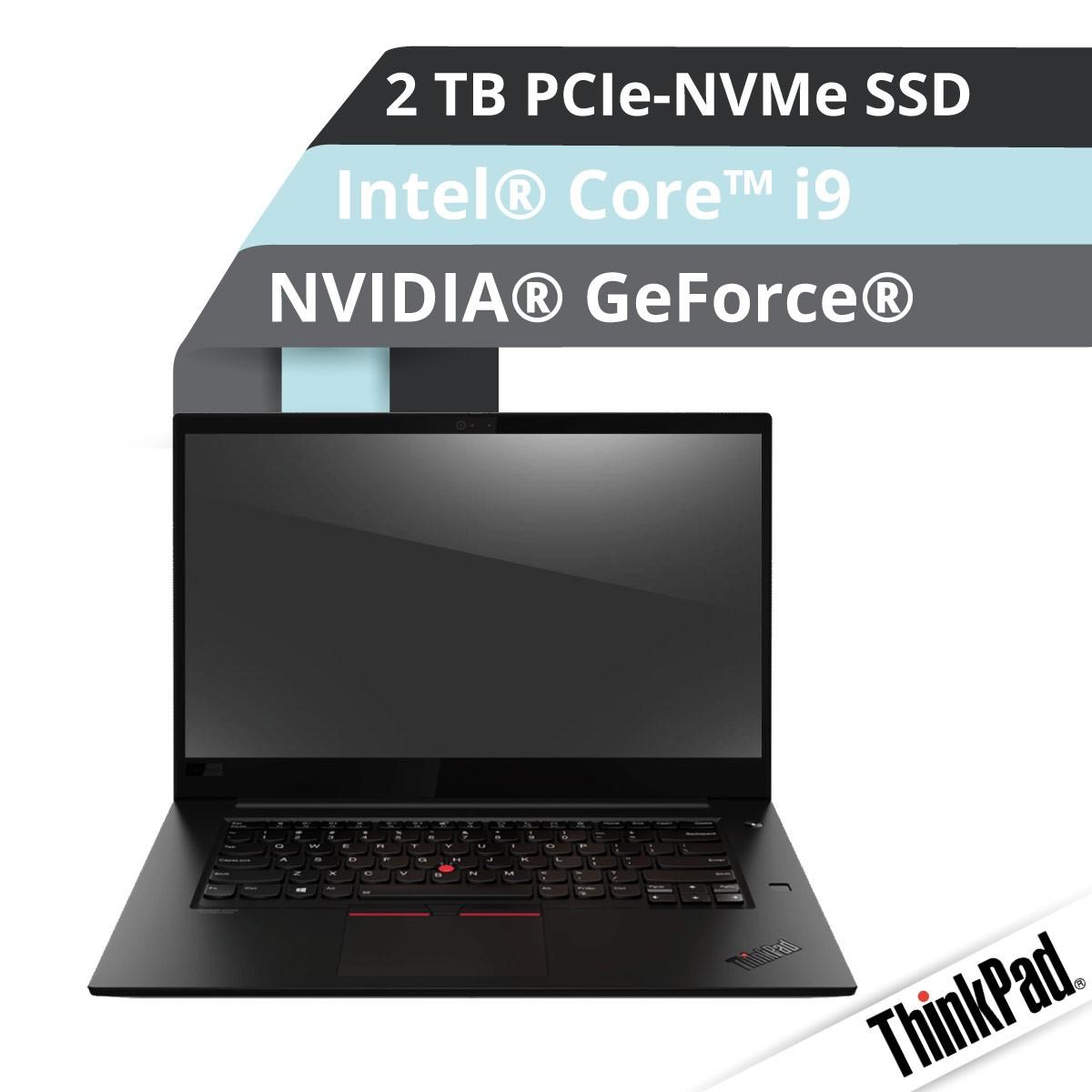 (EOL) Lenovo™ ThinkPad® X1 Extreme (3. Gen) Ultrabook Modell 20TK-000N