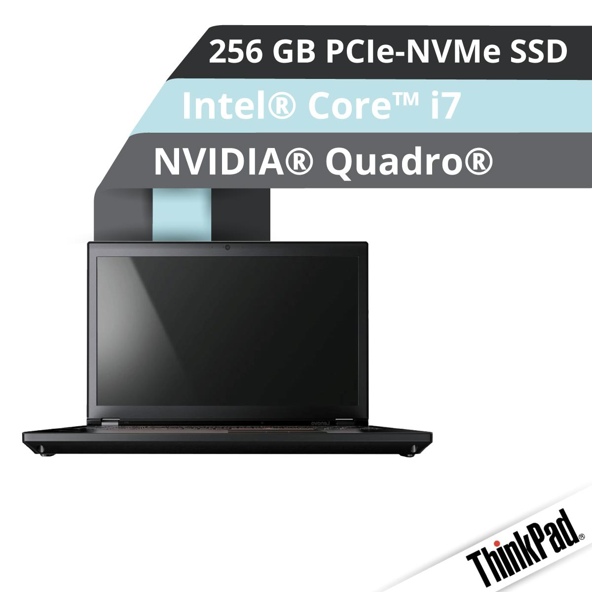 (EOL) Lenovo™ ThinkPad® P71 Workstation Modell 20HK-002W