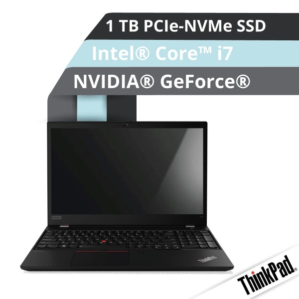 Lenovo™ ThinkPad® T15 Notebook Modell 20S6-003P
