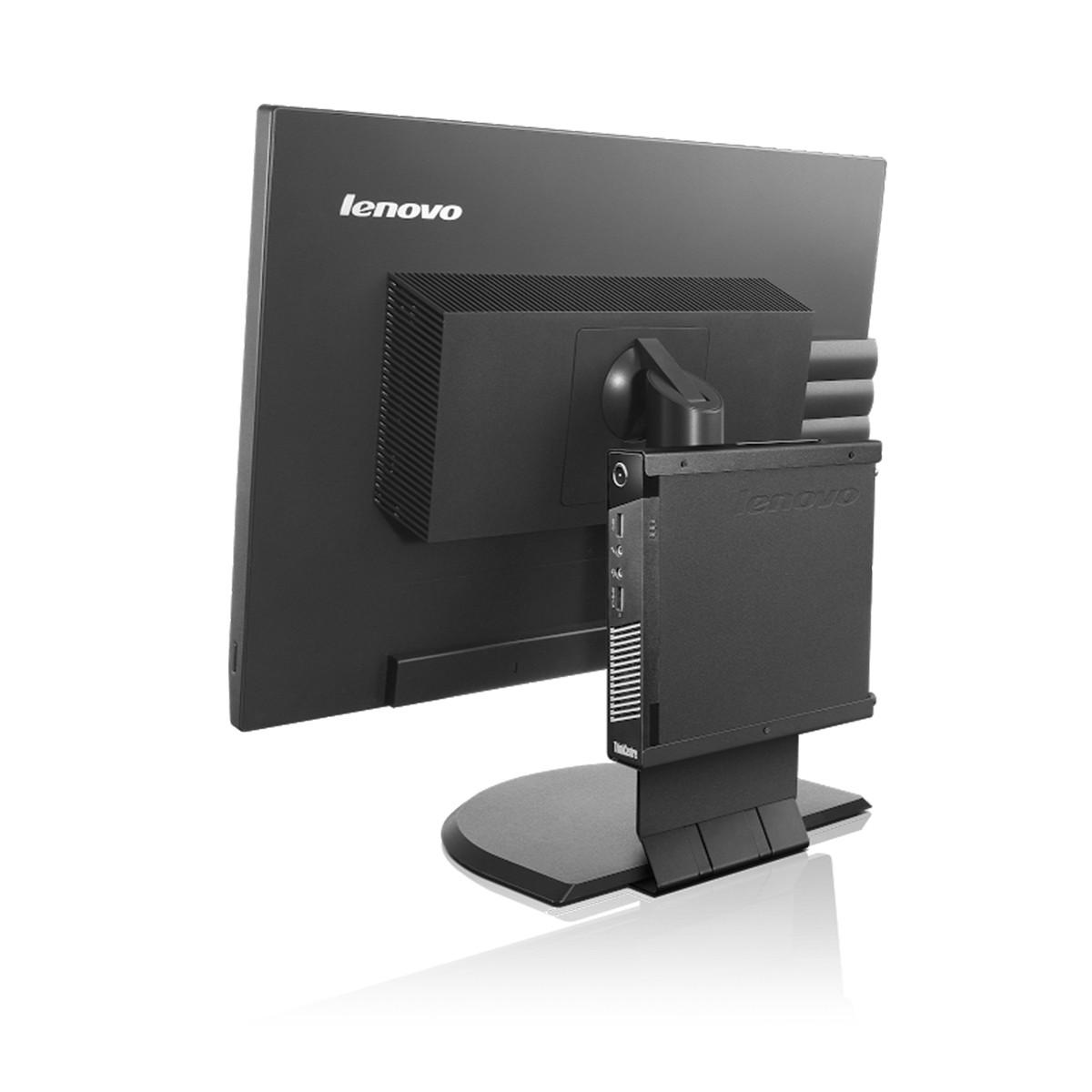 (EOL) Lenovo® ThinkCentre® Tiny L-Bracket Mounting Kit (Universal Belt) Bildschirmhalterung