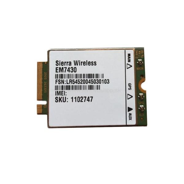 Lenovo™ ThinkPad® Sierra EM7430 4G LTE Mobile Broadband