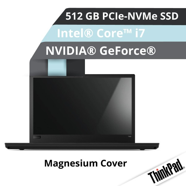 Lenovo™ ThinkPad® T580 Notebook Modell 20L9-0025