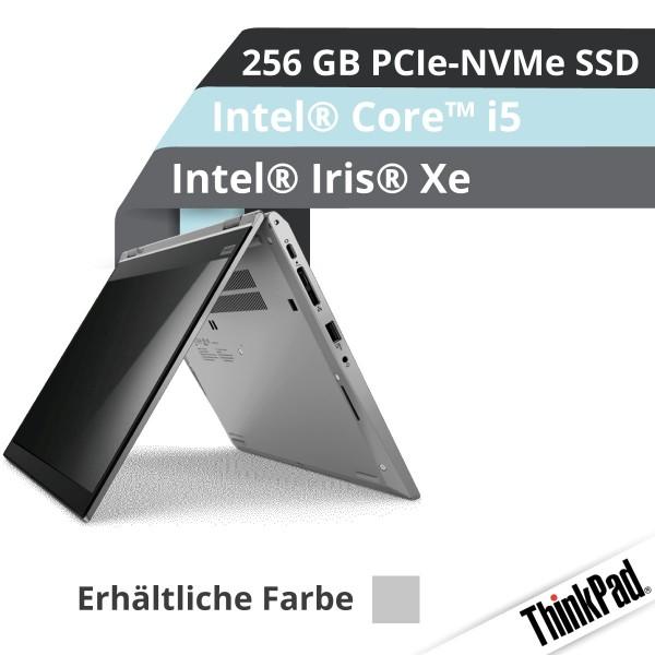 Lenovo™ ThinkPad® L13 Yoga (Gen.2) Notebook Modell 20VK-0014 (Silber)