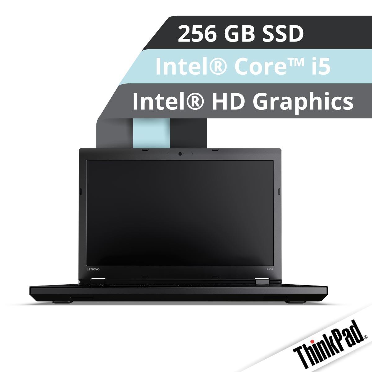 (EOL) Lenovo™ ThinkPad® L570 Notebook Modell 20JQ-000P