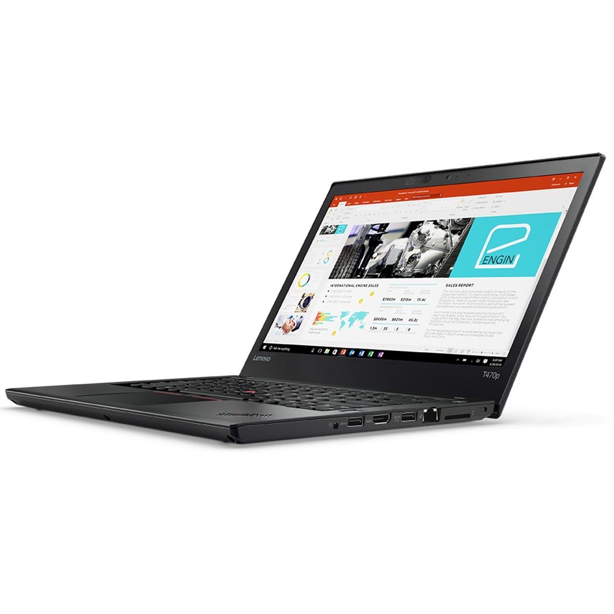 Lenovo™ ThinkPad® T470p Notebook-Konfigurator Modell 20J6-CTO