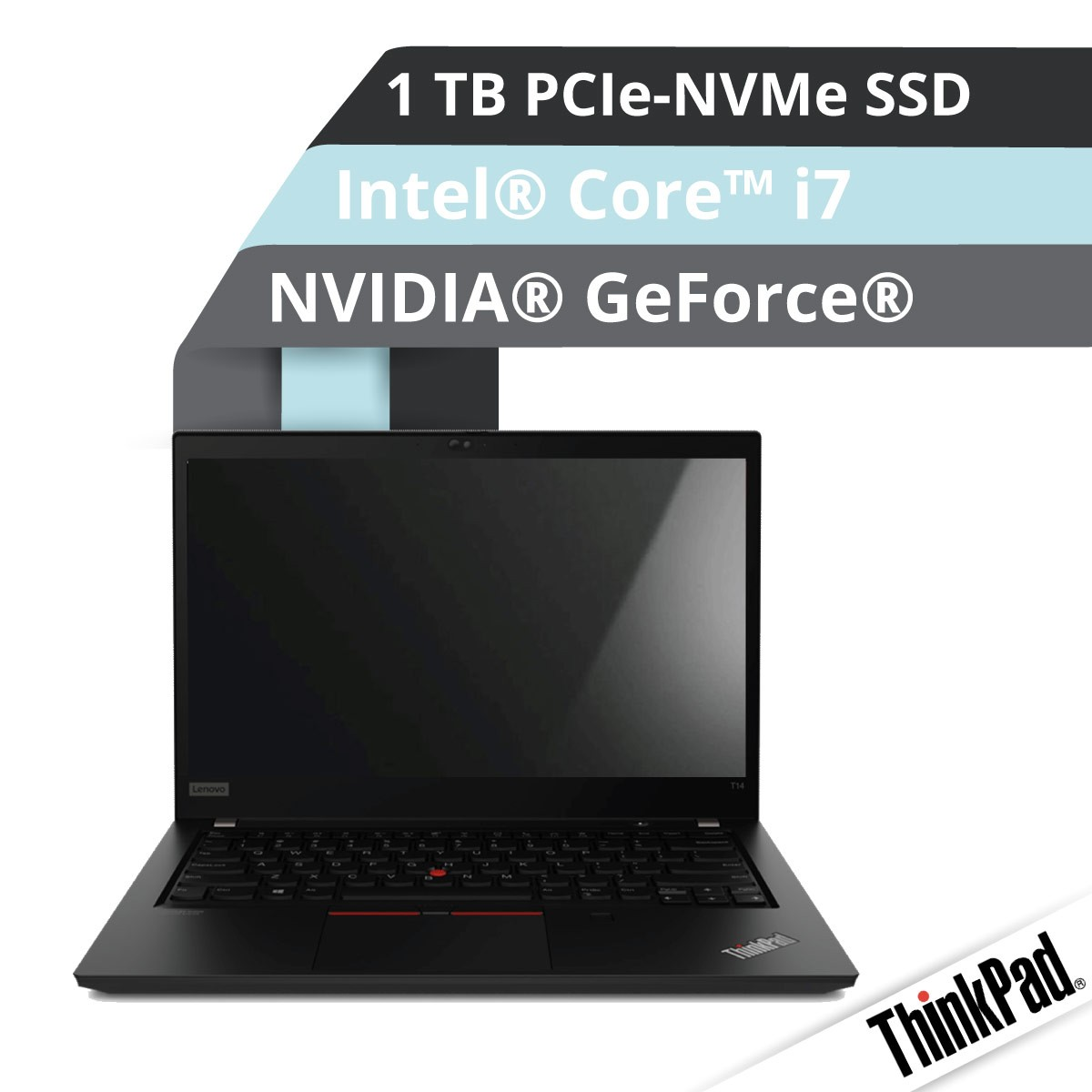 (EOL) Lenovo™ ThinkPad® T14 Notebook Modell 20S1-S06C