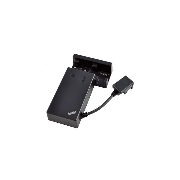 Lenovo™ ThinkPad® External Battery Charger Akkuladegerät Demoartikel