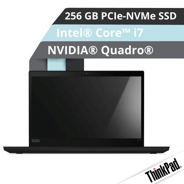 Lenovo™ ThinkPad® P14s (Gen.2) Notebook Modell 20W6-0012