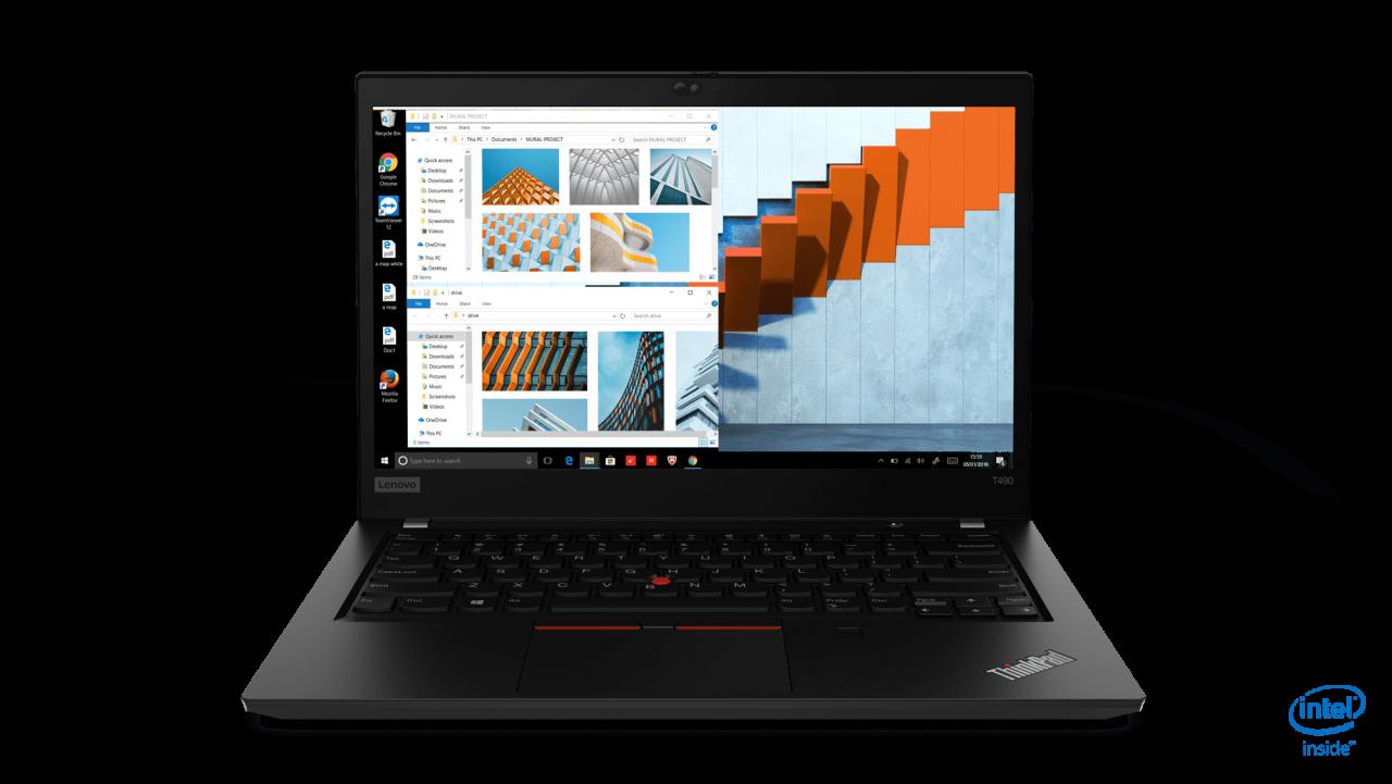 Lenovo™ ThinkPad® T490 Notebook-Konfigurator Modell 20N2-CTO