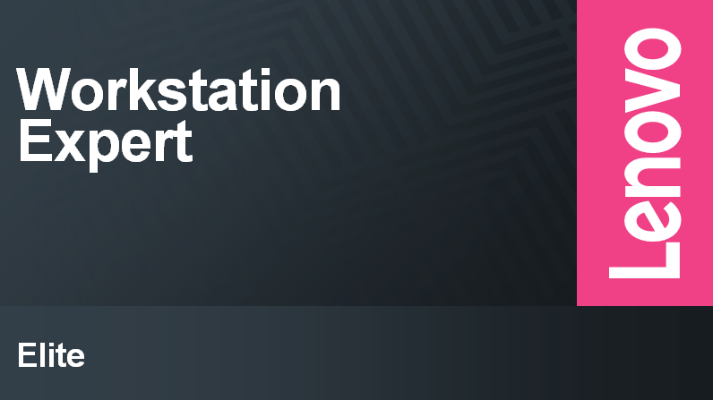 Lenovo Workstation Elite Partner