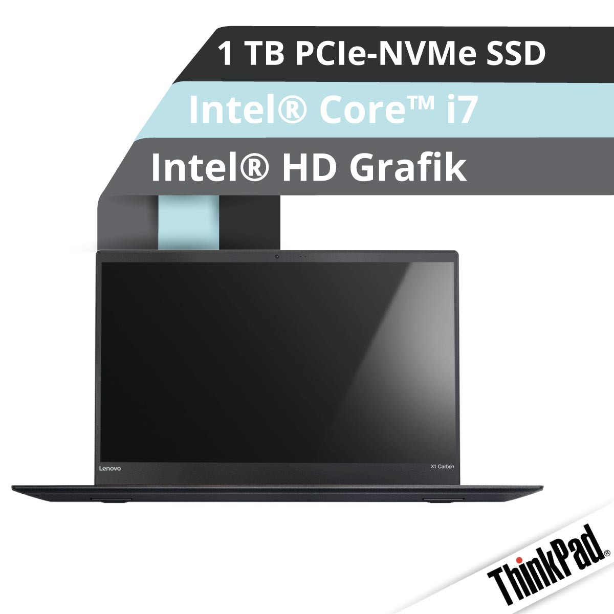 (EOL) Lenovo™ ThinkPad® X1 Carbon Ultrabook Modell 20HR-0068