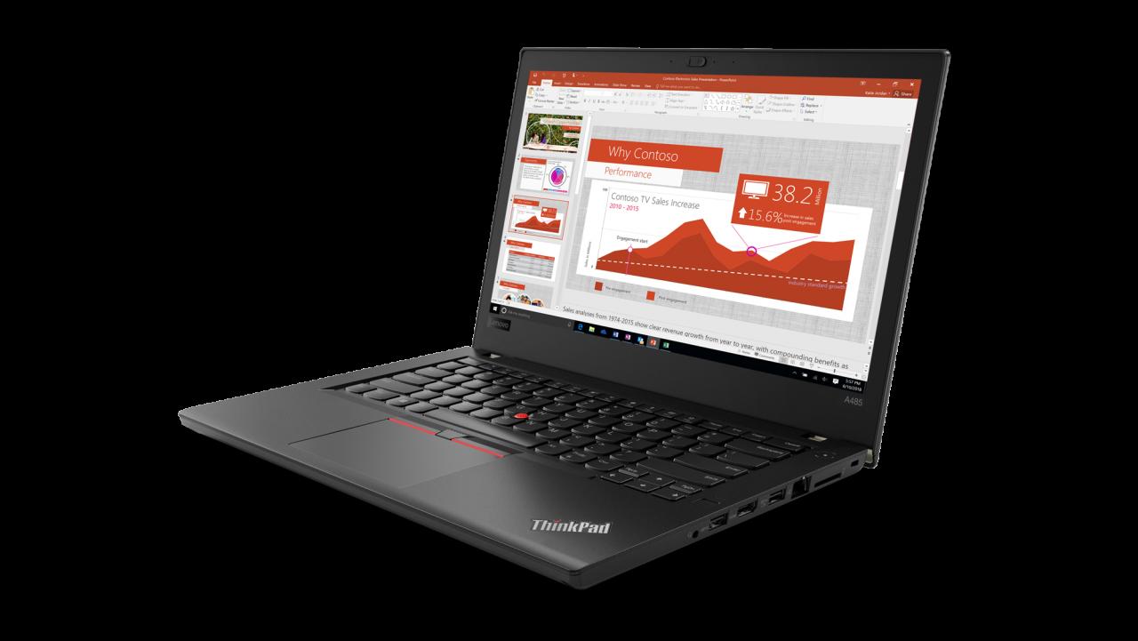 Lenovo™ ThinkPad® A485 Notebook-Konfigurator Modell 20MU-CTO